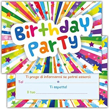 Alcuni modi originali per mandare gli inviti ad un compleanno di bambini