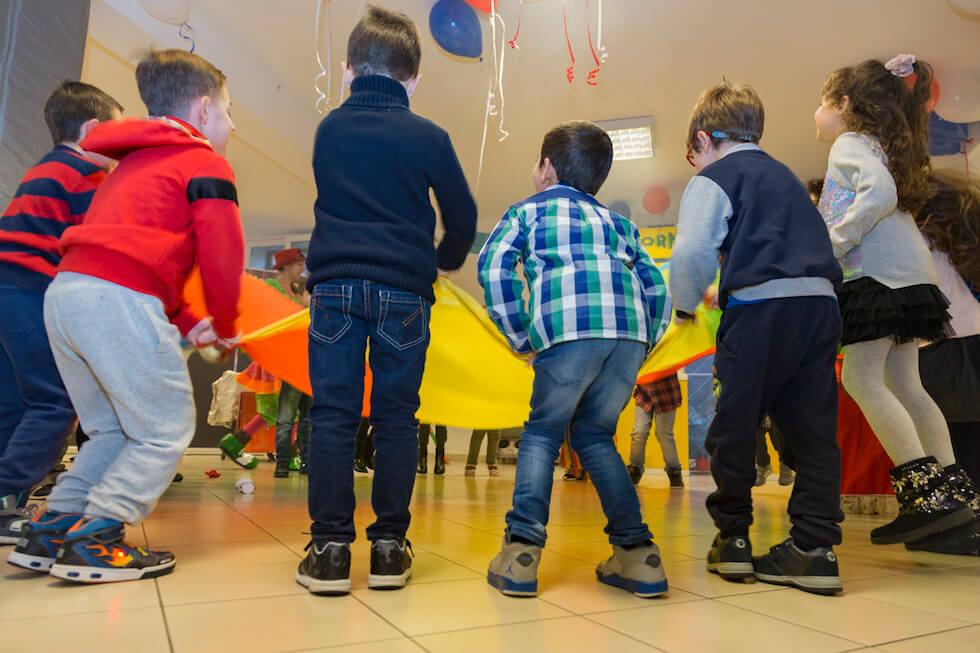 5 giochi da fare al chiuso alla festa di compleanno dei bambini
