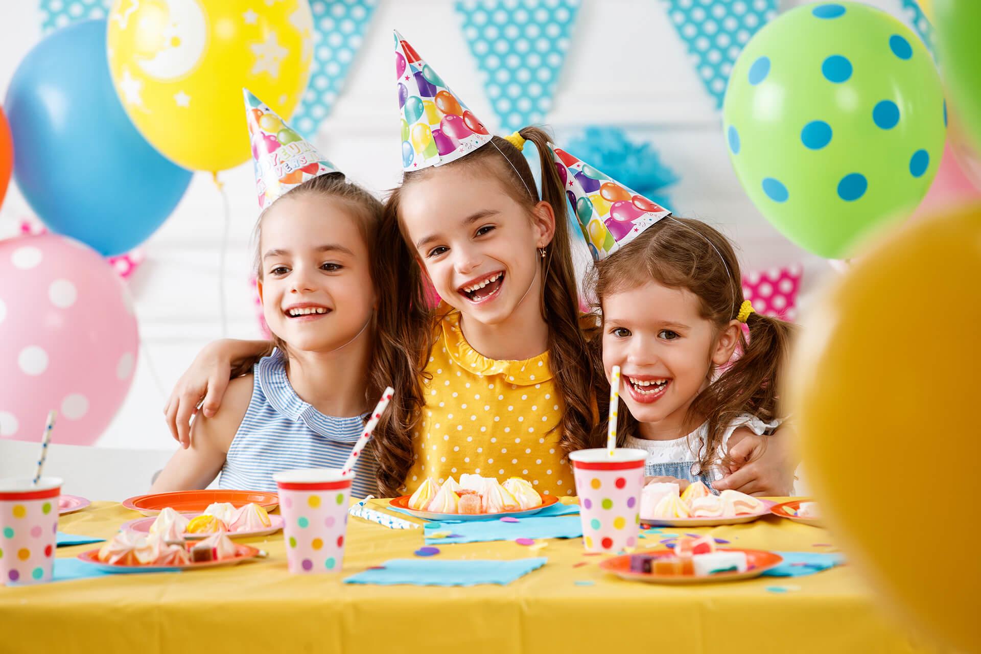 Come organizzare una festa per bambini perfetta