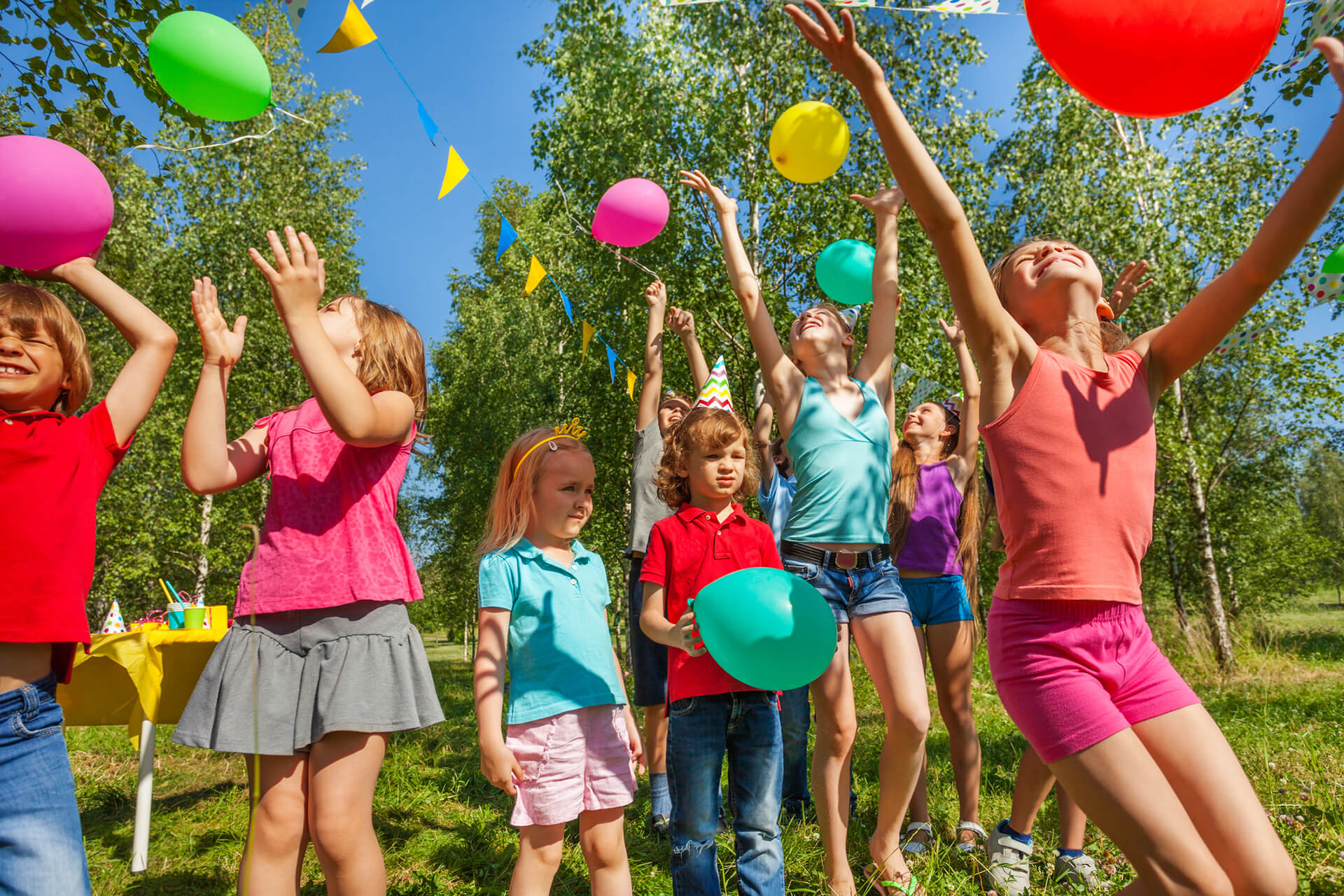 Palloncini ad elio: vari modi su come utilizzarli