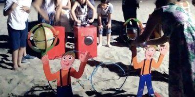 animazione-in-spiaggia-roma
