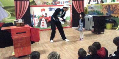Magic pippo show feste per bambini