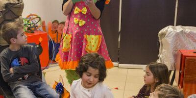 feste animazione roma