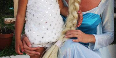 Elsa e truccabimbi
